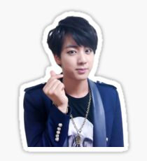 Jin (Kim Seokjin) BTS Sticker