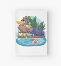 The River Sticks  Hardcover Journal