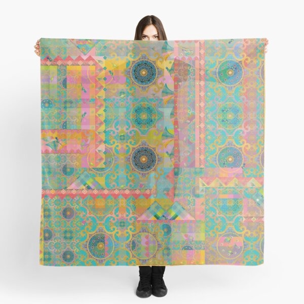 Oriental Happiness Scarf