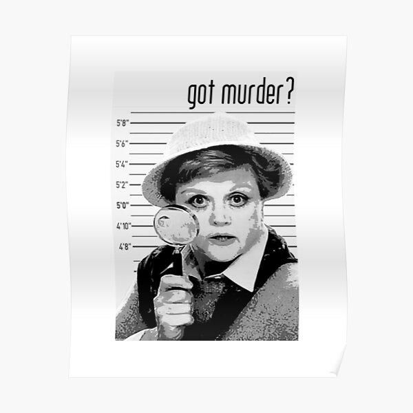 Got Murder? Poster