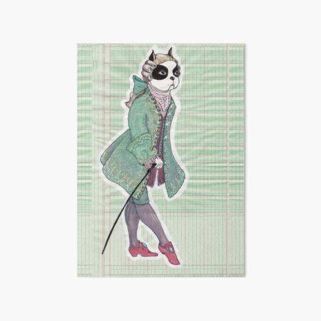 Marquis de Lyon 1770 Art Board Print