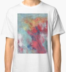"""Abstract - """"Waiting"""" Classic T-Shirt"""