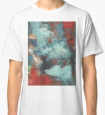 """Abstract - """"Watching"""" Classic T-Shirt"""