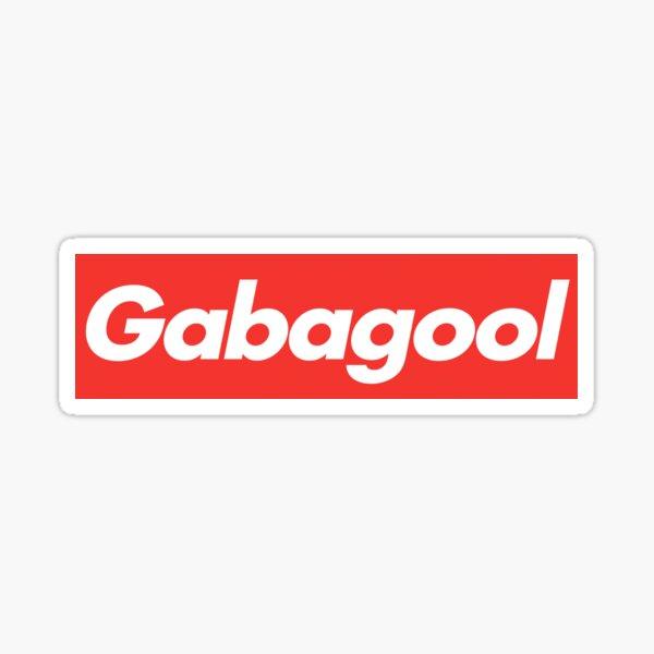 Gabagool Sticker