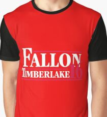 Fallon timberlake 16 Graphic T-Shirt