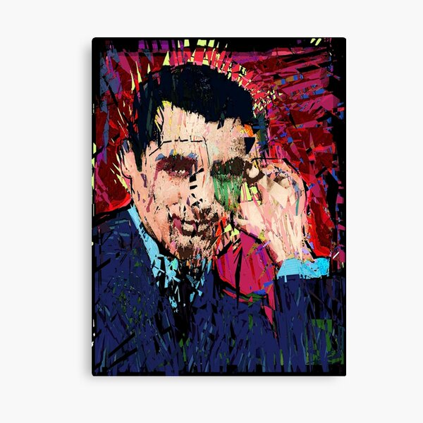 Cary Grant Notorious Movie Portrait Stretched Canvas Cover Wall Art Actor Print