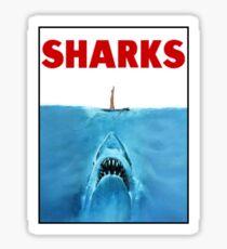 Roosevelt Sharks Sticker