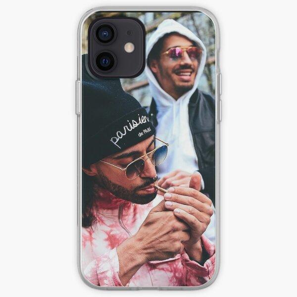 pnl rappeur Coque souple iPhone