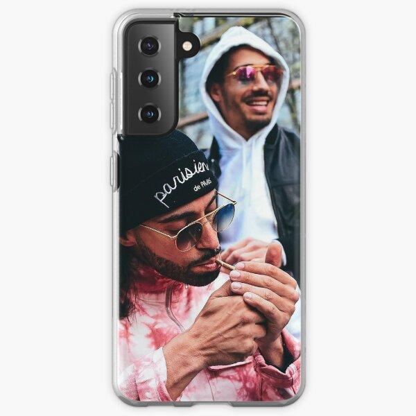 pnl rappeur Coque souple Samsung Galaxy