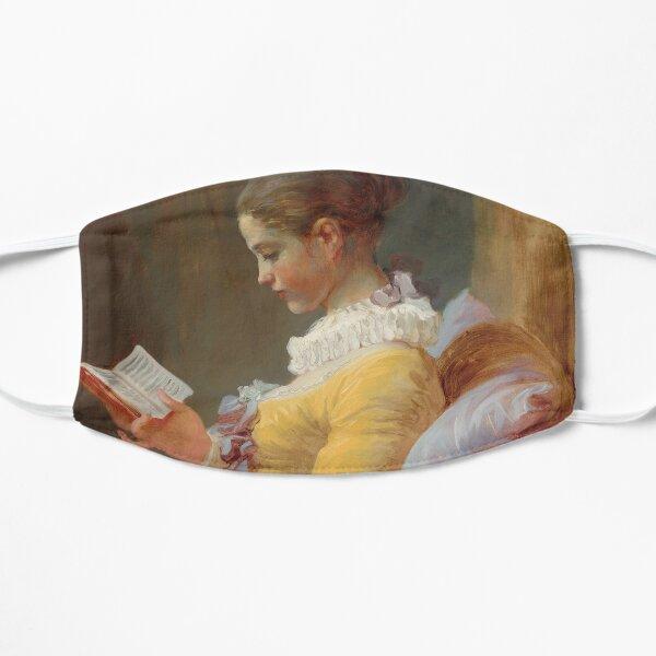 The Reader (1770-1772) - Jean-Honoré Fragonard  Flat Mask