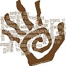 Soil Field Study Words (scb) by Multnomah ESD Outdoor School