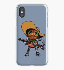 Robot Bandito iPhone Case