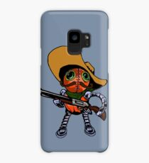 Robot Bandito Case/Skin for Samsung Galaxy