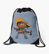 Robot Bandito Drawstring Bag
