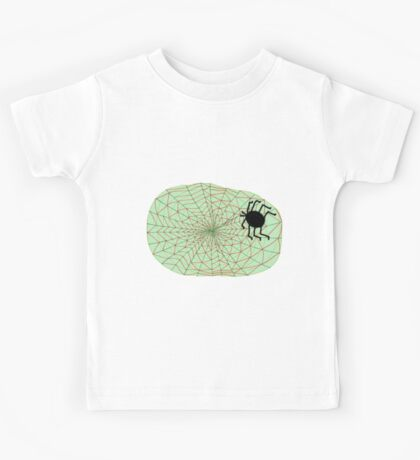 The Spider and the Web Kids Clothes