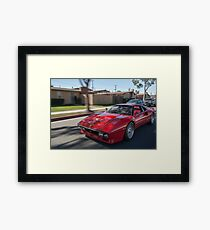 288 GTO Framed Print