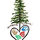 """Tree by Ivy """"Bamboo"""" Kiley by Multnomah ESD Outdoor School"""