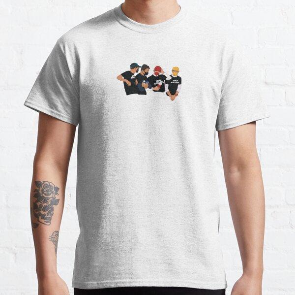 Die zuckende Truppe Classic T-Shirt