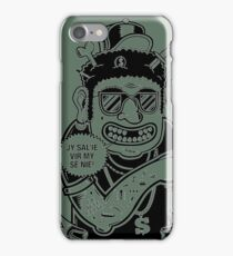 NINJA BOY iPhone Case/Skin