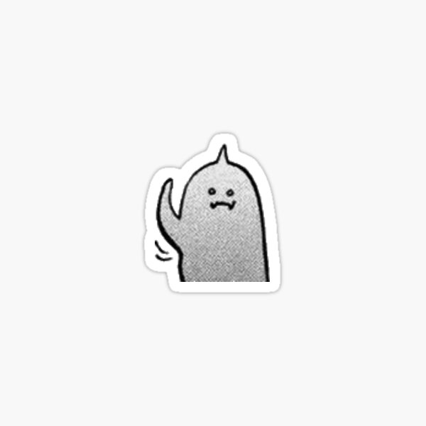 Tiny Alphonse Sticker