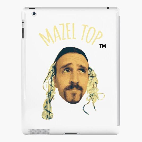 Meet Mazel Top  iPad Snap Case