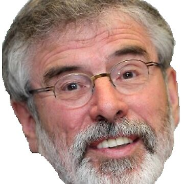 Gerry Adams by CaptainRouge