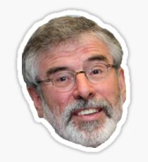 Gerry Adams Sticker