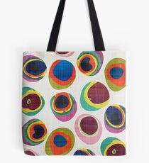 Rainbow Resin Tote Bag