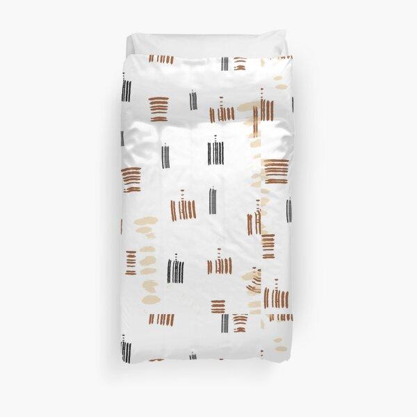 Minimalist Design  Duvet Cover
