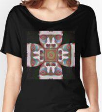 #DeepDream Masks 5x5K v1455625554 Relaxed Fit T-Shirt