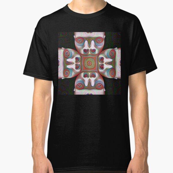 #DeepDream Masks 5x5K v1455625554 Classic T-Shirt