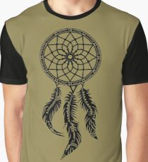 Dream Catcher, dreamcatcher, native americans, american indians, protection Graphic T-Shirt