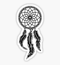 Dream Catcher, dreamcatcher, native americans, american indians, protection Sticker
