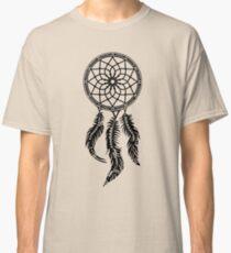 Dream Catcher, dreamcatcher, native americans, american indians, protection Classic T-Shirt