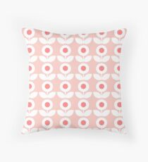 MCM Bloomin' In The Pink Throw Pillow