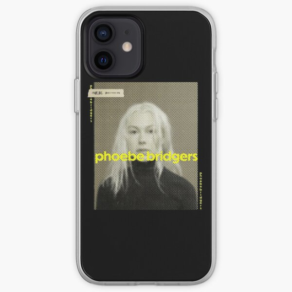 Phooebe gritty design iPhone Soft Case