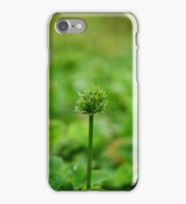 Starting to bloom iPhone Case/Skin
