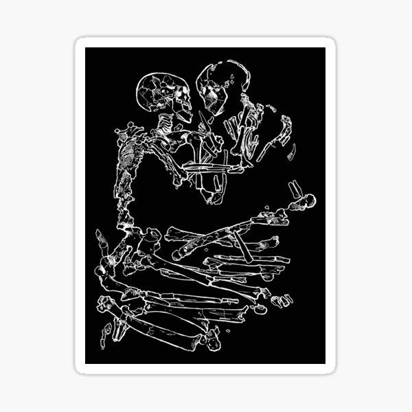 Lovers of Valdaro Sticker