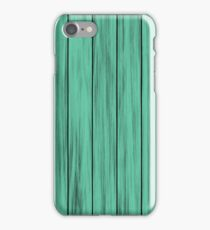 Sea Green Beach House iPhone Case/Skin