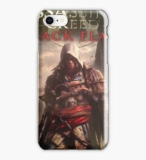 Assassins Creed Black Flag limited cover iPhone Case/Skin