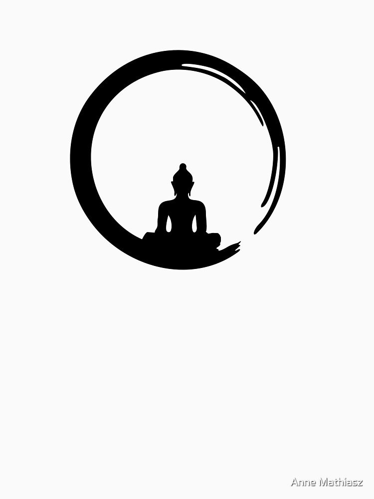 Enso Zen Circle Of Enlightenment Meditation Buddha Buddhism