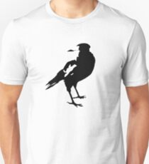 Magpie bird lover t shirt T-Shirt