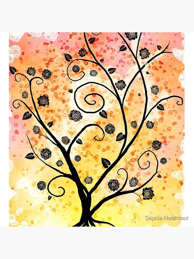 Love tree by ivrona