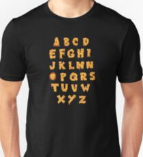 ABC O Pizza T-Shirt