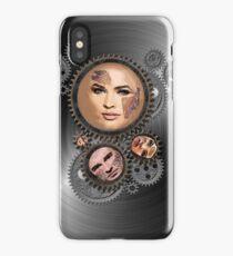Mechanism iPhone Case/Skin