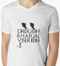 Drogon, Viserion and Rhaegal T-Shirt
