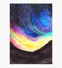 Night sky impressions Photographic Print
