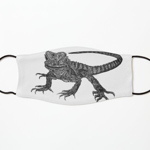 Kenneth the Water Dragon Kids Mask