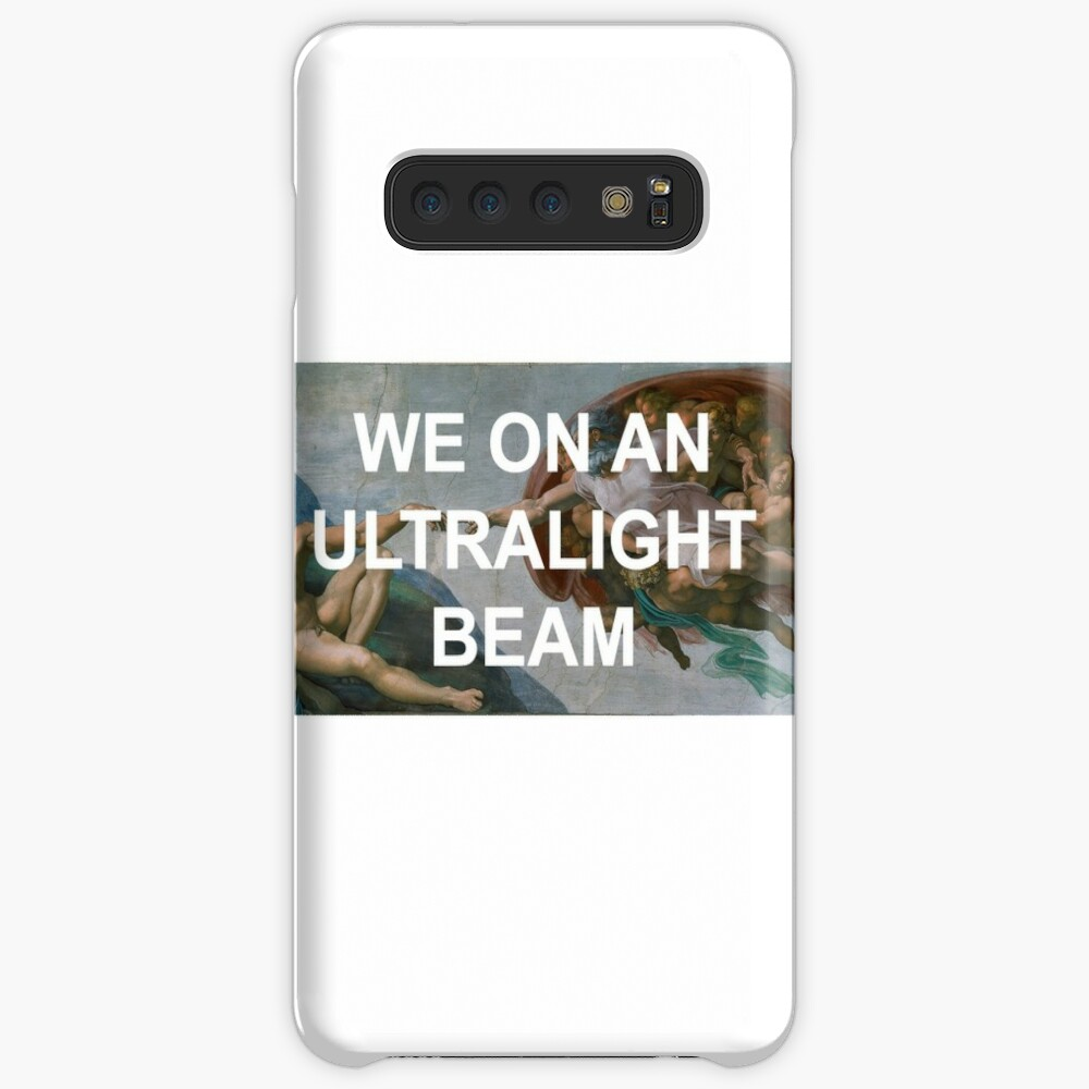 We On An Ultralight Beam Cases & Skins for Samsung Galaxy