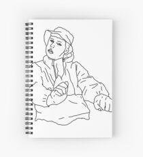 yung lean Spiral Notebook